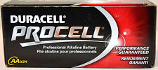 "Duracell PC1500 Procell AA Size Alkaline Battery  Made in the USA. ""2020,"