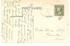 DPO 1910 Robbinsdale, MN Duplex Cancel on Postcard Real Phone Minneapolis Creek