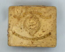 "Old Tin State Express Cigarettes Duty Free H M Ships Only apr 3.5"" x 3"" Free P&P"