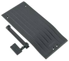 RPM 73352 Center Skid Chassis Protector Plate Black HPI Savage Flux