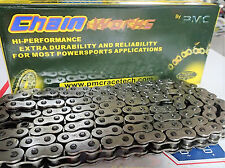 Chain 520 H 520H Pitch 130 Polished Links ATV Motorcycle Quad-Press NON-O-Ring