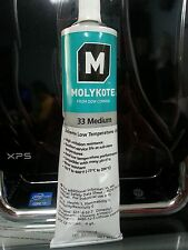 MOLYKOTE DOW CORNING 33 MEDIUM Silicone Grease  5.3oz Free Shipping Within USA