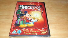 *NEW* Mickey's Once Upon A Christmas [DVD]
