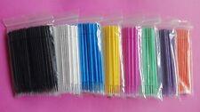 NEW 4 Packs 4 Sizes Dental Disposable Micro Applicator Brush Bendable Sticks