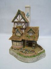 "David Winter Collector's Guild  #17 ""Flower Shop"" 1994 Hine Great Britan VGC"