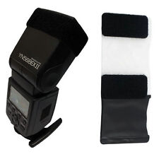 12pc Strobist Flash Color card diffuser Lighting Gel Pop Up Filter Speedlite D@