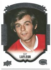 2015-16 UPPER DECK GUY LAFLEUR UD PORTRAITS P-49 CANADIENS SERIES 1