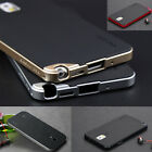 Luxury Slim Hybrid Bumper Shockproof Matte Back Cover Case For Samsung Galaxy