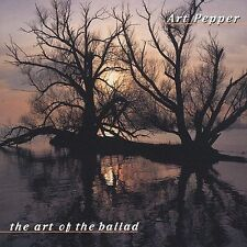 The Art of the Ballad by Art Pepper (Prestige Records)