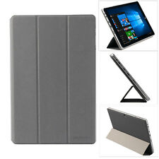 "Cover Case For 10.1"" Chuwi Hi Book PU Leather Flip Skin For Hi10 Pro Tablet PC"