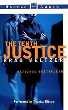 Tenth Justice, The Low Price, Meltzer, Brad, Acceptable Book
