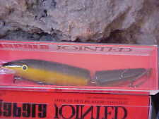 "Rapala 5 1/4"" Jointed Minnow J13 G in GOLD for Bass/Pike/Walleye/Musky/Pickerel"