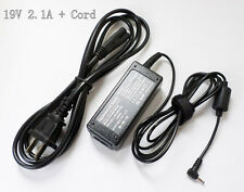 19V 2.1A NETBOOK Laptop AC/DC Adapter Charger For ASUS N17908 V85 R33030 + Cord