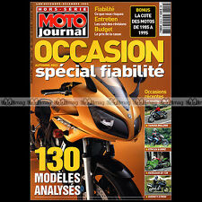 MOTO JOURNAL HS 2310 HORS-SERIE ★ OCCASIONS / SPECIAL FIABILITE ★ Edition 2003