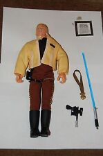 "Luke Skywalker Ceremonial 12"" Figure-Star Wars-Hasbro 1/6th-Customize Side Show"
