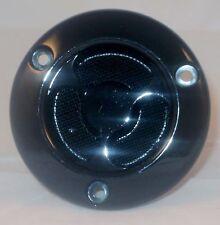 Black Grill Electric Boat Horn Hidden Flush Mount 12v 12 Volt Aqua Signal 84300