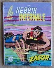 ZAGOR - ZENITH GIGANTE N° 140 (Cepim, 1972) £. 200