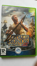 * Original Xbox Game * MEDAL OF HONOR RISING SUN * X Box