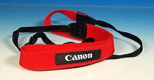 Canon 135cm Tragegurt Riemen carrying strap courroie Rot/red - (204151)