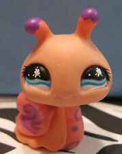 Littlest Pet Shop #823 Pink & Purple Baby Snail