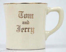 Vintage TOM and JERRY Coffee Punch Cup Mug by HOMER LAUGHLIN - USA