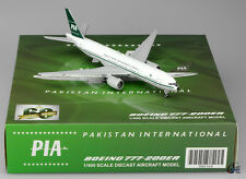 Pakistan International PIA B777-200ER  Scale 1:400 JC Wings Diecast XX4308
