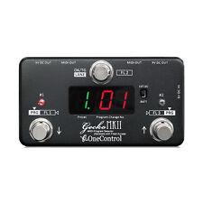 One Control Gecko MKII MIDI Switcher Controller control Strymon Timeline Bigsky