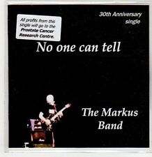 (ER486) The Markus Band, No One Can Tell - 2013 DJ CD