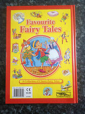 Favourite  FAIRY TALES  ~ Childrens Classic Large Story Book Hardback UK Seller