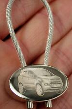 Ford EcoSport llavero keyring imagen grabado foto grabado grabado