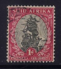 [JSC]1930-31 South West Africa 1d Ship Old Collection
