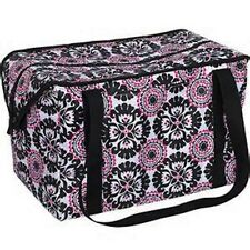 Thirty one Fresh market Thermal Picnic Lunch Tote Bag Pink pop Medallion 31 gift