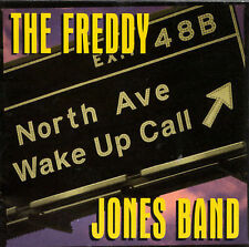 North Avenue Wake Up Call by The Freddy Jones Band (CD, Feb-2001, Zomba (USA))