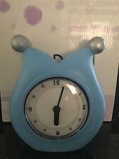 Nuevo Pastel Azul Reloj de vida moderna