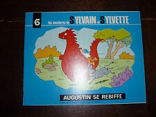 Dubois - Les aventures de Sylvain & Sylvette 6 - Augustin se rebiffe - Fleurus