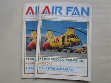 AIR FAN N°48 PATMAR MARINE CONVAIR X/YF2Y-1 SEADART SAR SEARCH AND RESCUE CANADA