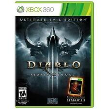 Diablo III 3 Reaper of Souls Ultimate Evil Edition RE-SEALED Microsoft Xbox 360