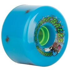 Santa Cruz SLIME BALLS ROADKILLS Skateboard Wheels 72mm 78a BLUE