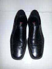 Ecco Black Dress Shoes Men's U.S. Size 10 Euro Size 43