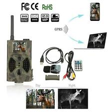 1080P HD 12MP Hunting Scouting Trail Camera Game Security IR LED MMS SMS S0R0