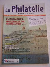 LA PHILATELIE FRANCAISE , ORGANE OFFICIEL DE LA FFDAP . N° 610 . BON ETAT .