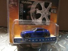 CROSSFIRE CHRYSLER  Dub city OASIS  #69 PURPLE mags jada 1/64 2003
