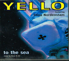 CD maxi: Yello feat. Stina Nordenstam: to the sea. mercury