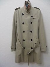 New Burberry London 2016 Authentic 'Kensington Cashmere Trench US 04 MSRP $ 2595