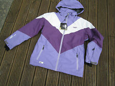 BRAND NEW LADIES URBAN BEACH TECHNICAL SKI SNOWBOARD JACKET SIZE L 12-14
