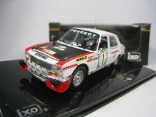 PEUGEOT 504 #1 RALLY SAFARI 1975 MAKINEN – LIDDON 1/43 IXO