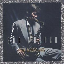 Bob Malach The Searcher CD *SEALED* Andy Bey Don Alias 1996