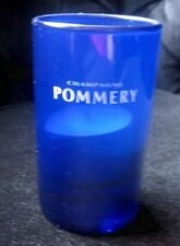 POMMERY CHAMPAGNE GLASS TEALIGHT HOLDER X 1