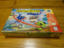 Chameleon Twist (Nintendo 64, 1997) N64  Brand New and Sealed  RARE