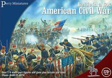 Perry Miniatures: 28mm American Civil War Battle Set ACW (Plastic) FREE SHIPPING